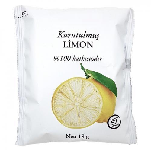 Getrocknete-Zitrone