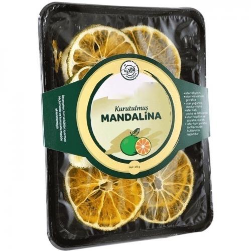Getrocknete-Mandarinen
